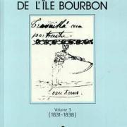 Journal d'un colon de l'île Bourbon (volume 3)